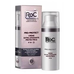 ROC PRO-PROTECT CREMA PROTECTORA PIEL SENSIBLE SPF50 50ML