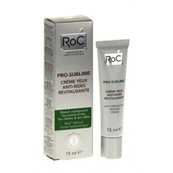 CREMA ANTIARRUGAS REVITALIZANTE OJOS PRO-SUBLIME ROC 15 ML