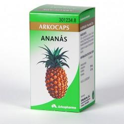 ARKOCÁPSULAS ANANÁS 48 CÁPSULAS