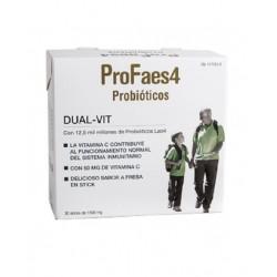 PROFAES4 30 STICKS SABOR FRESA