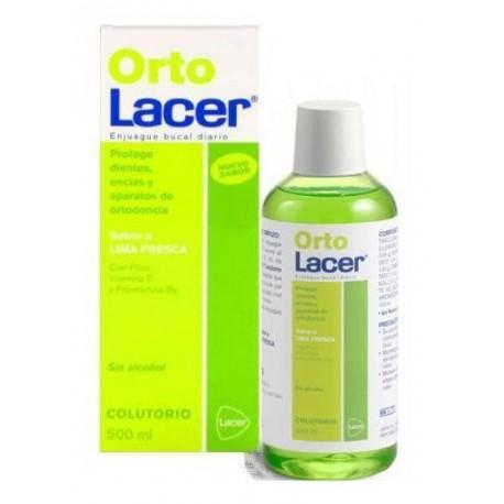 ORTOLACER 500 ML