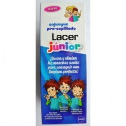 LACER JUNIOR PRE-CEPILLADO 500 ML