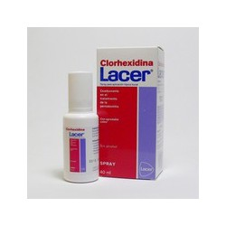 LACER SPRAY CLORHEXIDINA 40 ML