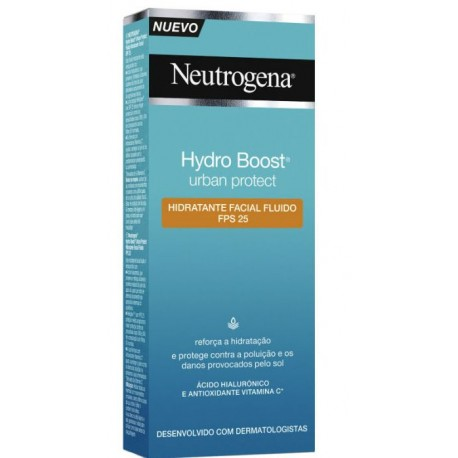 Neutrogena - Hydro Boost Urban Protect  Facial Fluid SPF25 50ml