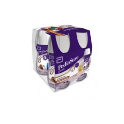 PediaSure Drink chocolate 4udsx200ml