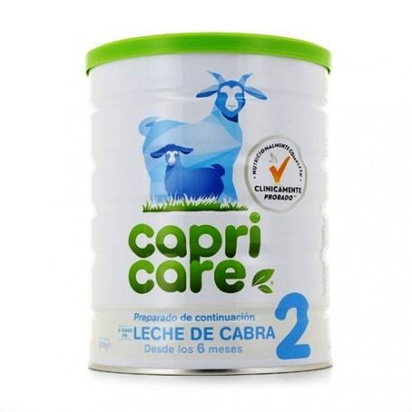 Capricare 2 preparado lactantes 800g