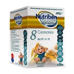 NUTRIBEN INNOVA 8 CEREALES 600GR
