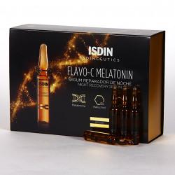 Isdinceutics Flavo-C Melatonin, 30 ampollas.