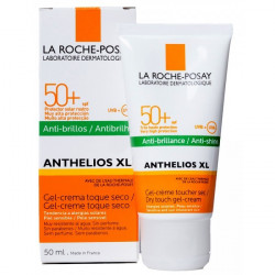 ANTHELIOS XL ANTIBRILLOS SPF50+ SIN PERFUME, 50 ML