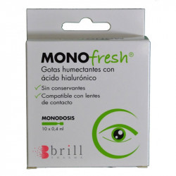 MONOFRESH 10 X 0,4 ML