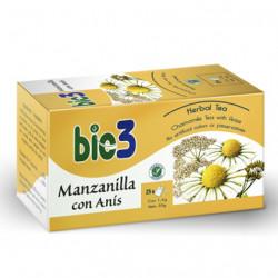 BIE3 MANZANILLA CON ANÍS 1.4 gr 25 BOLSITAS