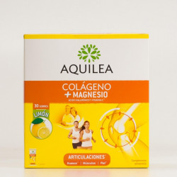 AQUILEA ARTICULACIONES COLÁGENO CON MAGNESIO 30 SOBRES