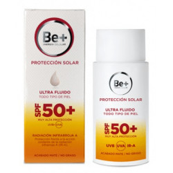 BE+ ULTRA FLUIDO SPF50+ 50ML