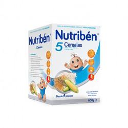 NUTRIBÉN CEREALES, 600 G