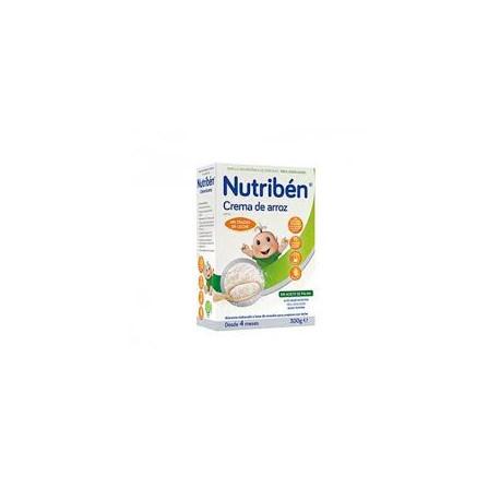NUTRIBÉN CREMA DE ARROZ 300 GR