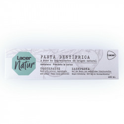 LACER NATUR PASTA DENTÍFRICA 100ML