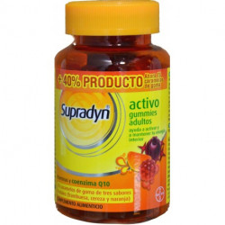 BAYER SUPRADYN ACTIVO GUMMIES ADULTOS