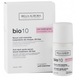 BELLA AURORA BIO10 PROTECT ANTIMANCHAS PIEL MIXTA-GRASA 30ML
