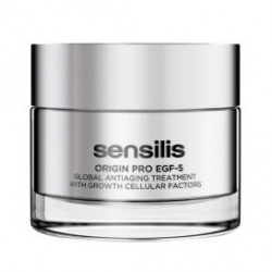 SENSILIS ORIGIN PRO EGF-5 CREMA TRATAMIENTO ANTIEDAD GLOBAL 50ML