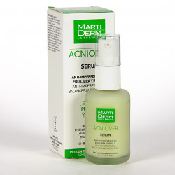 MARTIDERM ACNIOVER SERUMANTI-IMPERFECCIONES 30ML