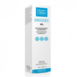 MARTIDERM DRIOSEC GEL MANOS Y PIES 75ML