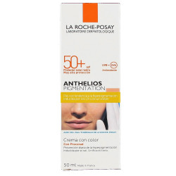 LA ROCHE POSAY ANTHELIOS PIGMENTATION CREMA COLOR SPF5 50ML