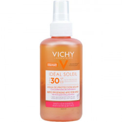 VICHY IDEAL SOLEIL AGUA ANTIOXIDANTE SPF30+ 200ML