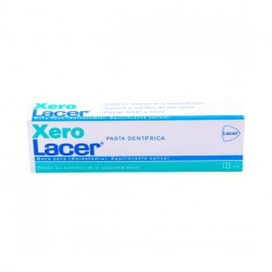 XERO LACER PASTA DENTAL 125ML