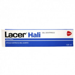 LACER HALI GEL DENTÍFRICO 125 ML