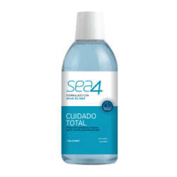 SEA4 COLUTORIO CUIDADO TOTAL 500ML
