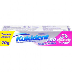 KUKIDENT PRO COMPLETE CLASICO 70g