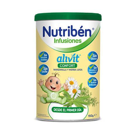NUTRIBÉN ALIVIT GASES 200 G