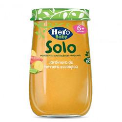 HERO ECO SOLO BABY JARDINERA DE TERNERA 190G