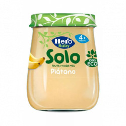 HERO SOLO ECO BABY PLÁTANO 120G