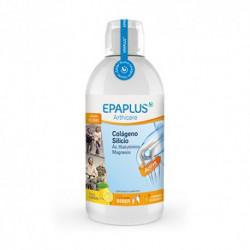 EPAPLUS Colágeno + Silicio+ Ac. Hialurónico + Magnesio Bebible Limón 1L