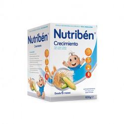 NUTRIBEN CEREALES CRECIMIENTO 600 G
