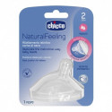 CHICCO TETINAS NATURAL FEELING +2 MESES