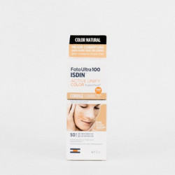 ISDIN FOTOULTRA 100 COLOR ANTIMANCHAS ACTIVE UNIFY FUSIONFLUID 50ML