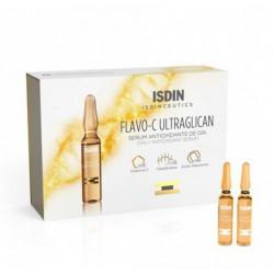 ISDIN ISDINCEUTICS FLAVO-C ULTRAGLICAN 10 AMPOLLAS