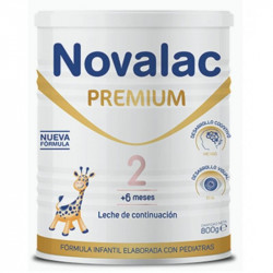NOVALAC PREMIUM 2-6 MESES 800 G