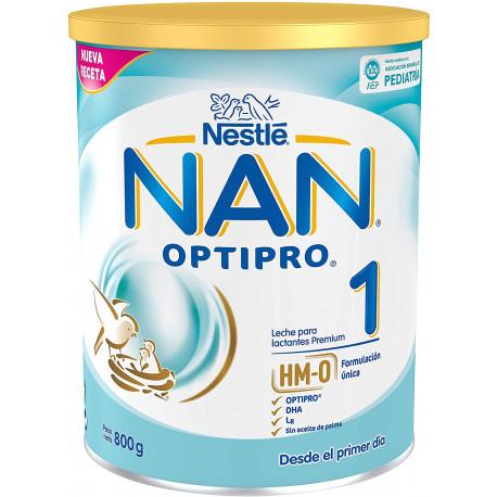NESTLE NAN 1 LECHE INICIO 800 GRAMOS