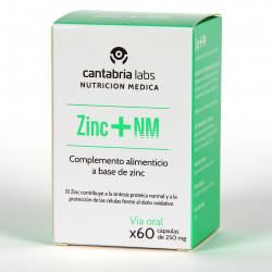 ZINC + NM 60 CÁPSULAS