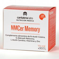 CANTABRIA LABS NMCer Memory 30 SOBRES