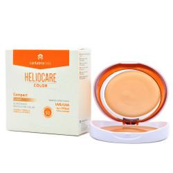 HELIOCARE COMPACTO COLOREADO LIGHT SPF 50, 10 G