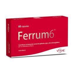 VITAE FERRUM6 60 CÁPSULAS