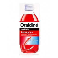 ORALDINE ANTISÉPTICO BUCAL 400 ML