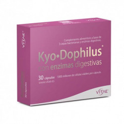 VITAE KYO-DOPHILUS ENZIMAS 30 CÁPSULAS