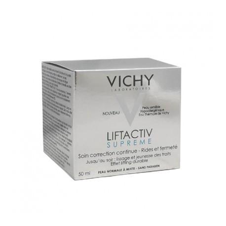 VICHY LIFTACTIV SUPREME PIEL SECA 50 ML