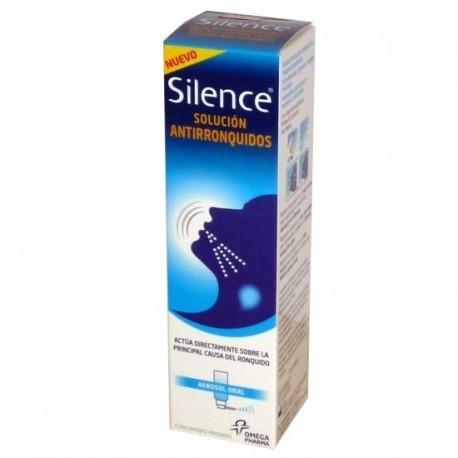SILENCE SPRAY 50 ML