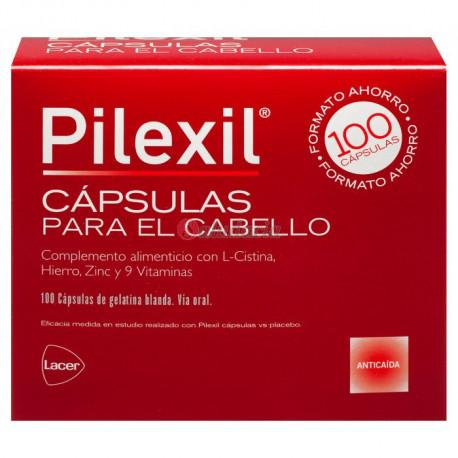 PILEXIL 100 CÀPSULAS GELATINA BLANDA